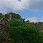 本丸・天守台の石垣