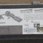 本丸内、館、門復元図と解説