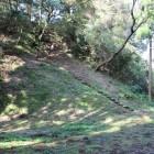 蔵の城登城路階段