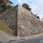 隠居丸南側石垣
