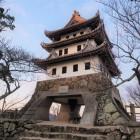昭和3年建造日本最古の模擬天守