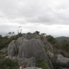 岩もぼりルート、岩の上を渡る