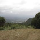 三ノ岳より一・二ノ岳を見る