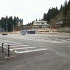 ヒメサユリの小径駐車場