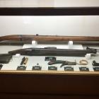大型な火縄銃