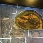 小牧山城模型