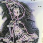 西ノ丸付近一帯図
