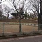 日枝大神社と園地