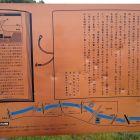 清洲城石垣パネル