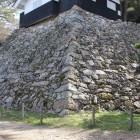 鉄櫓台石垣