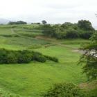 同左東、蓮池跡、奥二の丸、三の丸方面