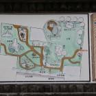 八女福島公園案内図