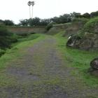 本丸北面石垣壁