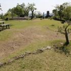 砦曲輪内部