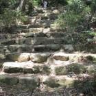 本丸石階段