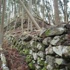北の郭石垣
