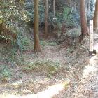 武田勝頼支配後に作られた空堀