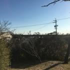 高さ15mの防潮堤