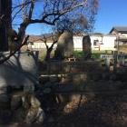 馬場信春公の墓