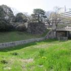東門跡石垣