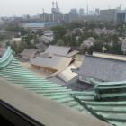 本丸御殿と東南隅櫓
