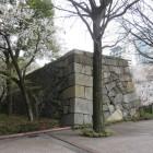御園門跡石垣