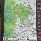 天ヶ岳砦など含めるとかなりの規模だ。