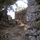 二の丸北東隅にある桝形虎口