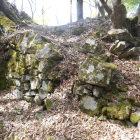 郭隅の石垣