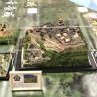 安土城のジオラマです。これ観てトリップできます。