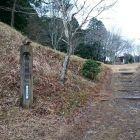 亀山城本丸北側虎口