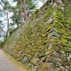 天守台(南東側)石垣