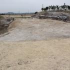 発掘された南虎口