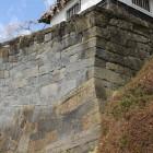 隅櫓下の高石垣