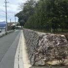 太平寺から城方向