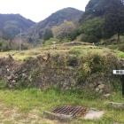 陣屋井戸と稲荷跡