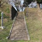 本丸登城階段