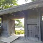 八戸城移築門