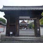 篠津神社表門(旧北大手門)