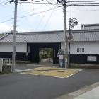 響忍寺表門(旧藩家老屋敷門)