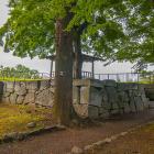 本丸三階櫓石垣