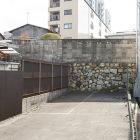 外堀か中堀の石垣