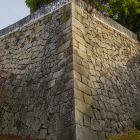 中の段・伊部櫓石垣