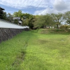 空掘と慈光寺の塀