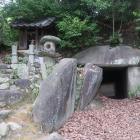 西宮古墳の石室