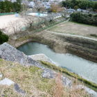 篠山城天守台からの眺め