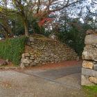 本丸裏門跡