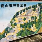 久能山東照宮絵図