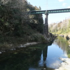 飯田線鉄橋