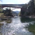 牛渕橋と新東名